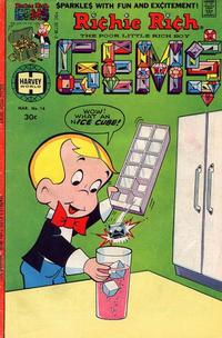 Cover Thumbnail for Richie Rich Gems (Harvey, 1974 series) #16