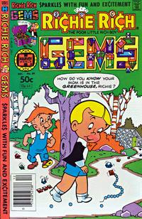 Cover Thumbnail for Richie Rich Gems (Harvey, 1974 series) #39