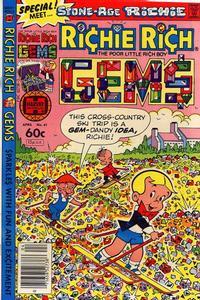 Cover Thumbnail for Richie Rich Gems (Harvey, 1974 series) #41