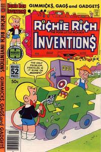 Cover Thumbnail for Richie Rich Inventions (Harvey, 1977 series) #5