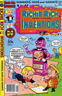 Cover Thumbnail for Richie Rich Inventions (Harvey, 1977 series) #19