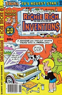 Cover Thumbnail for Richie Rich Inventions (Harvey, 1977 series) #26