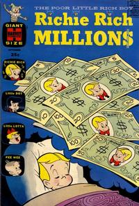 Cover for Richie Rich Millions (Harvey, 1961 series) #1
