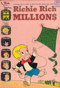 Cover Thumbnail for Richie Rich Millions (Harvey, 1961 series) #2