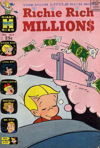 Cover Thumbnail for Richie Rich Millions (Harvey, 1961 series) #4