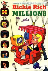 Cover Thumbnail for Richie Rich Millions (Harvey, 1961 series) #5