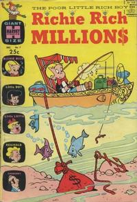 Cover for Richie Rich Millions (Harvey, 1961 series) #7