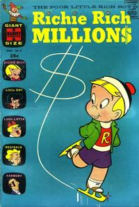 Cover Thumbnail for Richie Rich Millions (Harvey, 1961 series) #8