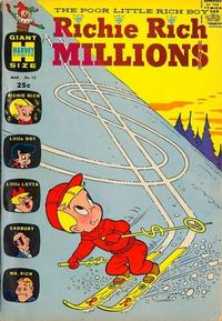 Cover Thumbnail for Richie Rich Millions (Harvey, 1961 series) #12