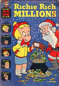Cover Thumbnail for Richie Rich Millions (Harvey, 1961 series) #16