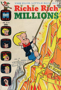 Cover Thumbnail for Richie Rich Millions (Harvey, 1961 series) #17