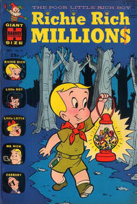 Cover Thumbnail for Richie Rich Millions (Harvey, 1961 series) #19