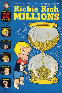 Cover Thumbnail for Richie Rich Millions (Harvey, 1961 series) #22