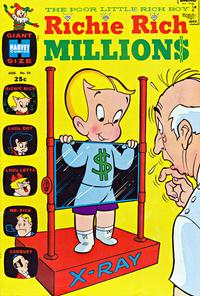 Cover Thumbnail for Richie Rich Millions (Harvey, 1961 series) #24