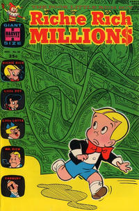 Cover Thumbnail for Richie Rich Millions (Harvey, 1961 series) #26