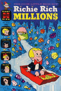 Cover Thumbnail for Richie Rich Millions (Harvey, 1961 series) #31