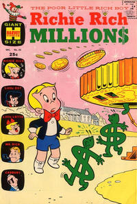 Cover Thumbnail for Richie Rich Millions (Harvey, 1961 series) #32