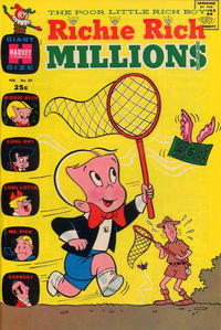 Cover Thumbnail for Richie Rich Millions (Harvey, 1961 series) #33