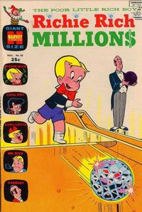 Cover Thumbnail for Richie Rich Millions (Harvey, 1961 series) #38