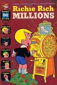 Cover Thumbnail for Richie Rich Millions (Harvey, 1961 series) #40