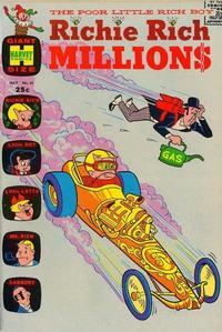 Cover Thumbnail for Richie Rich Millions (Harvey, 1961 series) #41