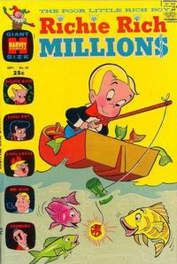 Cover Thumbnail for Richie Rich Millions (Harvey, 1961 series) #43