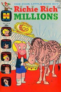 Cover Thumbnail for Richie Rich Millions (Harvey, 1961 series) #44