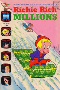 Cover Thumbnail for Richie Rich Millions (Harvey, 1961 series) #46