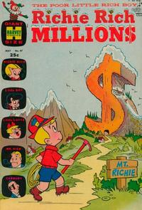 Cover Thumbnail for Richie Rich Millions (Harvey, 1961 series) #47