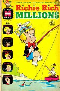 Cover Thumbnail for Richie Rich Millions (Harvey, 1961 series) #53