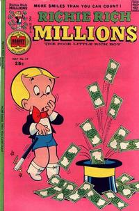 Cover Thumbnail for Richie Rich Millions (Harvey, 1961 series) #77