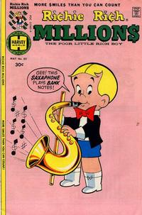 Cover Thumbnail for Richie Rich Millions (Harvey, 1961 series) #83