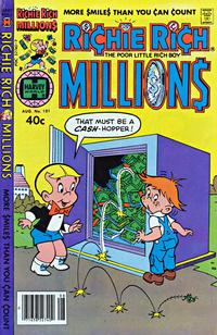 Cover Thumbnail for Richie Rich Millions (Harvey, 1961 series) #101