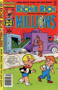 Cover Thumbnail for Richie Rich Millions (Harvey, 1961 series) #103