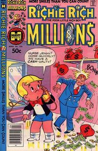 Cover Thumbnail for Richie Rich Millions (Harvey, 1961 series) #105