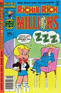 Cover Thumbnail for Richie Rich Millions (Harvey, 1961 series) #107