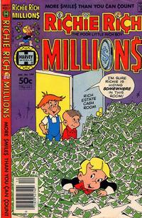 Cover Thumbnail for Richie Rich Millions (Harvey, 1961 series) #109