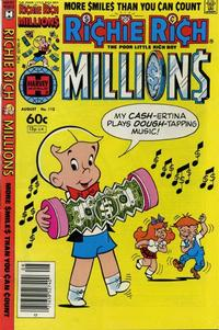 Cover Thumbnail for Richie Rich Millions (Harvey, 1961 series) #112