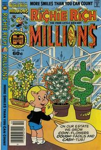 Cover Thumbnail for Richie Rich Millions (Harvey, 1961 series) #113