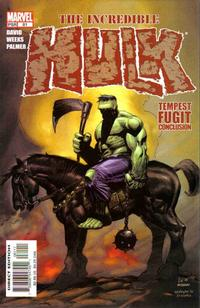 Cover Thumbnail for Incredible Hulk (Marvel, 2000 series) #81 [Direct Edition]