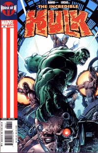 Cover Thumbnail for Incredible Hulk (Marvel, 2000 series) #86