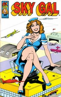 Cover Thumbnail for Sky Gal (AC, 1993 series) #2