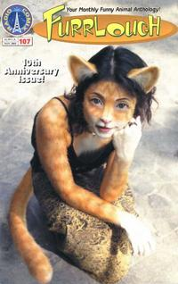 Cover Thumbnail for Furrlough (Radio Comix, 1997 series) #107