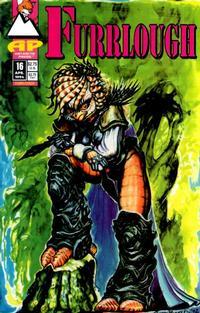 Cover Thumbnail for Furrlough (Antarctic Press, 1991 series) #16