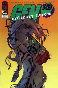 Cover Thumbnail for Gen 13: Ordinary Heroes (Image, 1996 series) #2