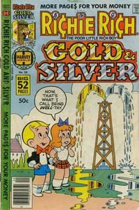 Cover Thumbnail for Richie Rich Gold and Silver (Harvey, 1975 series) #20