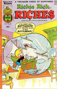 Cover Thumbnail for Richie Rich Riches (Harvey, 1972 series) #28