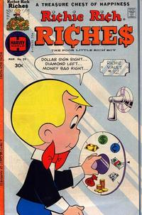 Cover Thumbnail for Richie Rich Riches (Harvey, 1972 series) #29