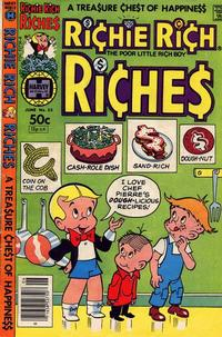 Cover Thumbnail for Richie Rich Riches (Harvey, 1972 series) #53
