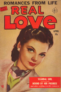 Cover Thumbnail for Real Love (Ace Magazines, 1949 series) #46